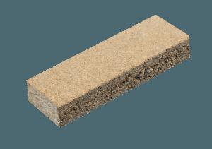Lisse basse - cloisons alvéolaires - Home Pratik