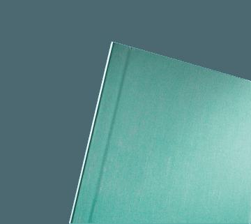 Plaque de plâtre BA 13 Hydro H1 NF largeur 1200