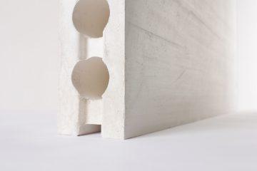 Carreaux de plâtre creux épaisseur 7 cm