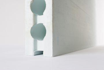 Carreaux de plâtre creux épaisseur 7 cm Hydro