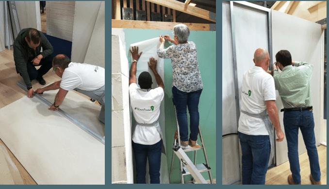 12 jours, une maison : L'expérience Leroy Merlin