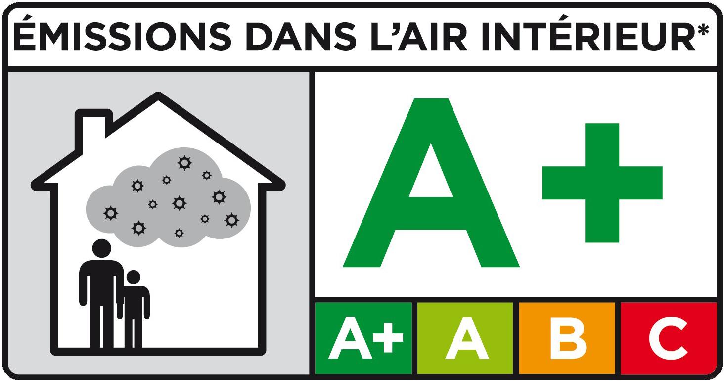 Emissions - qualité de l'air intérieur