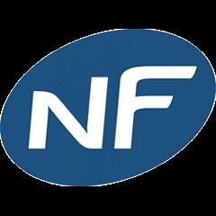 Conforme norme NF