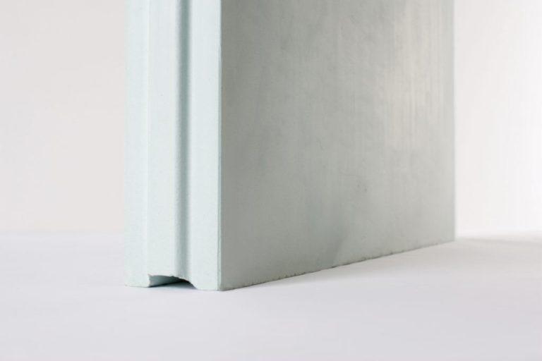 Carreaux de plâtre plein épaisseur 5 cm Hydro - Plaques de plâtre - Home Pratik