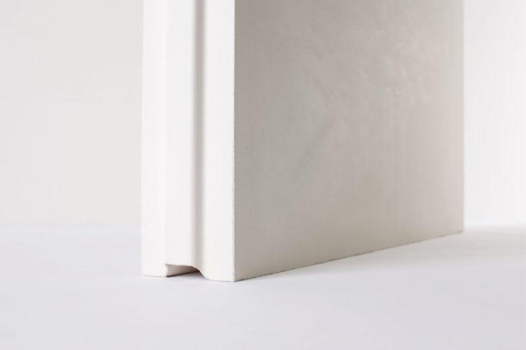 Carreaux de plâtre plein épaisseur 5 cm - Plaques de plâtre - Home Pratik