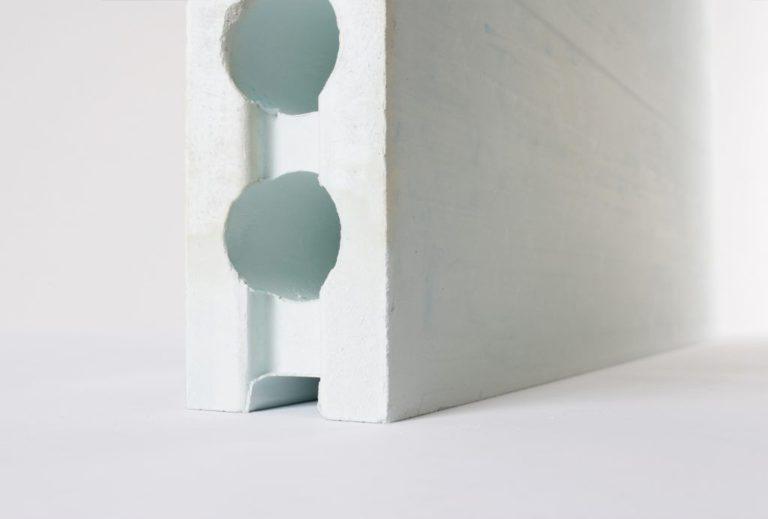 Carreaux de plâtre creux épaisseur 7 cm Hydro - Plaques de plâtre - Home Pratik