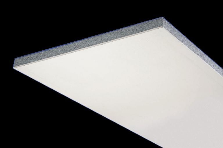 Doublage Th32 Parement plaque de plâtre de 13 mm et possibilité de finition hydro - Doublages - Home Pratik