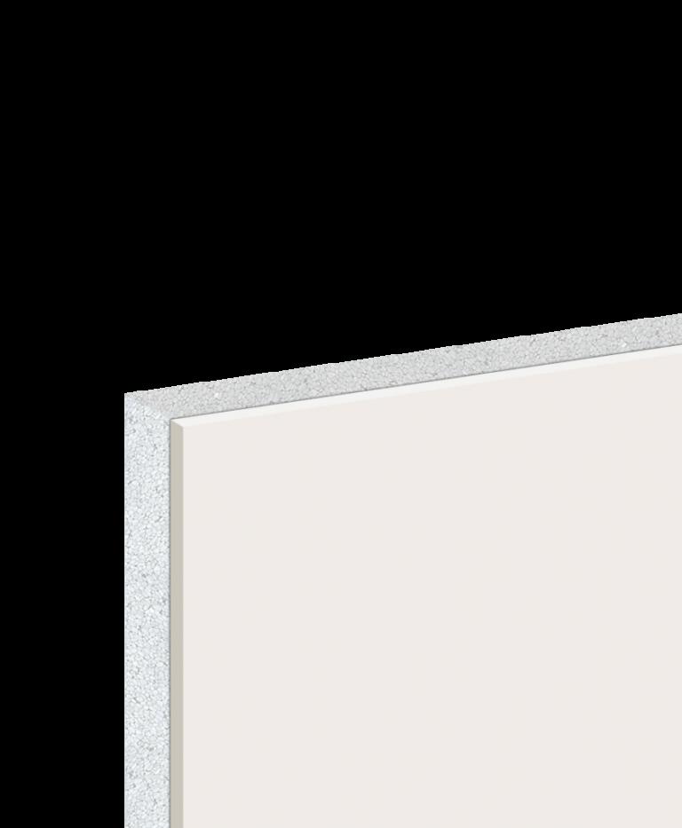 Doublage Th38 Parement plaque de plâtre de 10 ou de 13 mm et possibilité de finition hydro - Doublages - Home Pratik