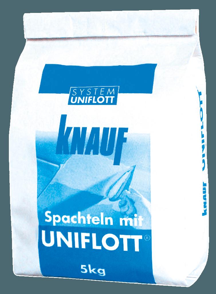 Uniflott Enduit à joint sans bande - Mortiers, colles, enduits, bandes - Home Pratik